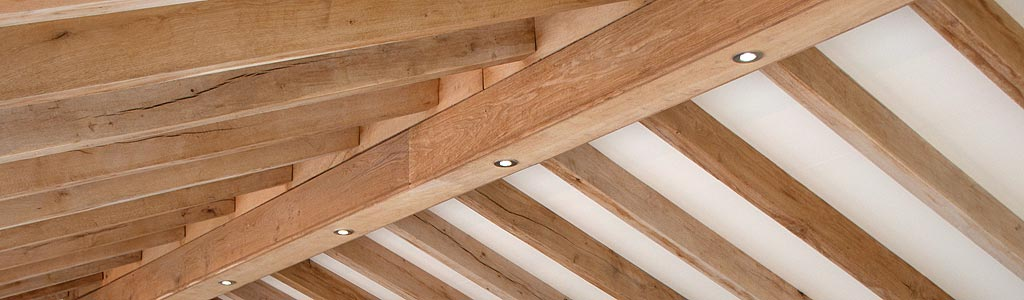 photo - roof woodwork, Kent